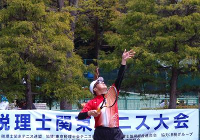 原田税務会計 代表 趣味のテニス